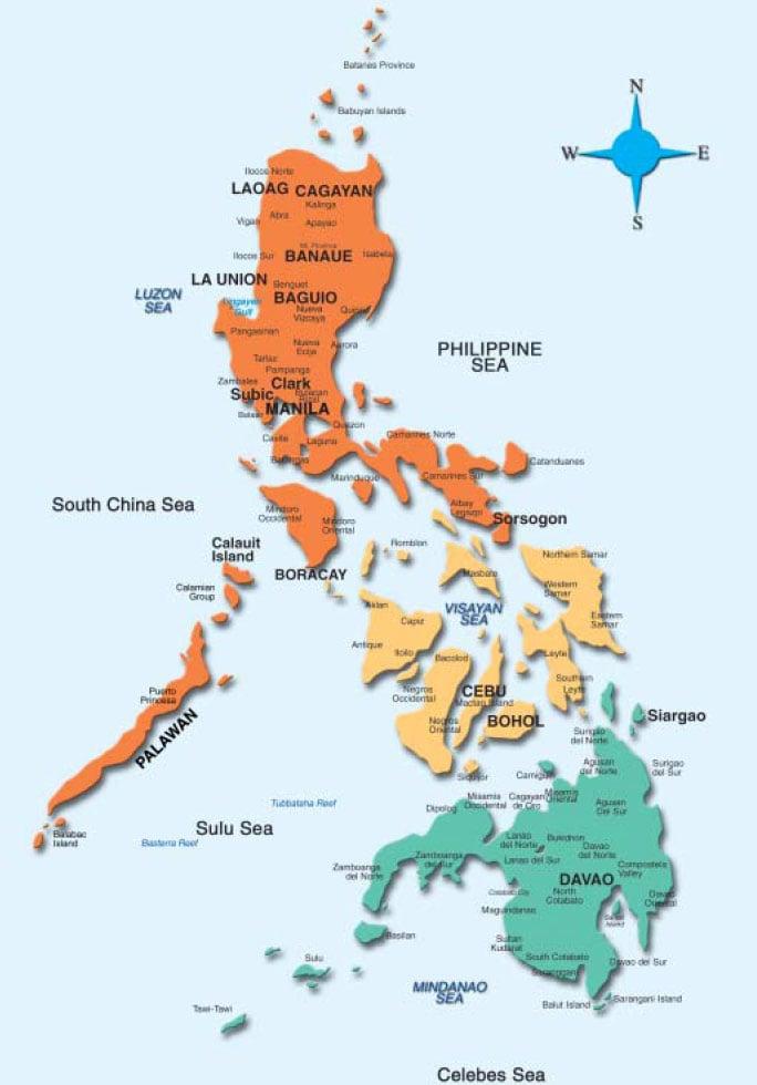 Bicol Region Philippines
