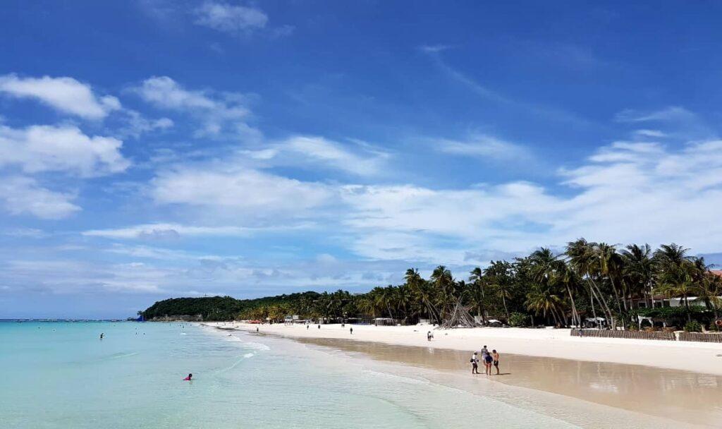 best beaches Boracay Islands
