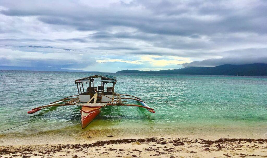 best beaches Camiguin Islands